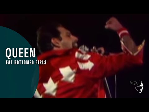 Queen - Fat Bottomed Girls (Live At The Bowl)
