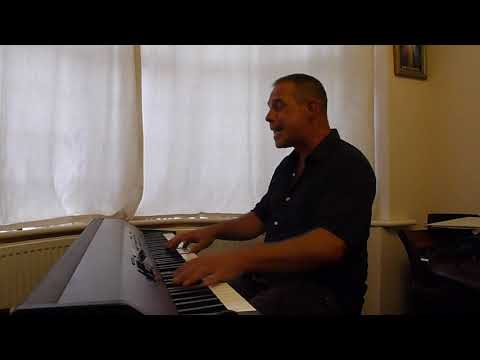 SAN FRANCISCO BAY BLUES - written by Jesse Fuller (piano cover by Ant Jones)