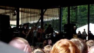 Sum 41 Fat Lip at Warped Tour 2010 Scranton