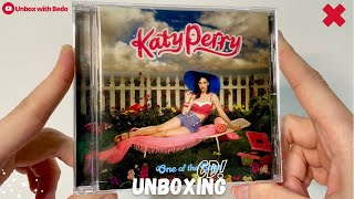 """Katy Perry """"One Of The Boys"""" CD UNBOXING"""