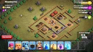 Clash of Clans - Stomp The Goblins Ep. 14 MegaBlaster