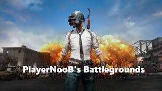 Playerunknown's Battlegrounds morrendo muito