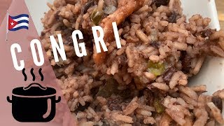 Como Hacer Congri, autentica cocina cubana