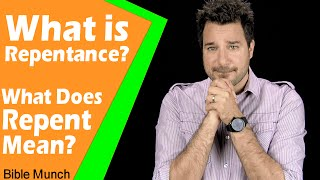 What is Repentance? - What Does Repent Mean? | Jeremiah 34:15-16 Devotional | Bible Study