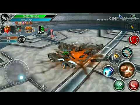 League Fight/ Striker Vs Luminous And Spectro Bonus( Avabel On-line )