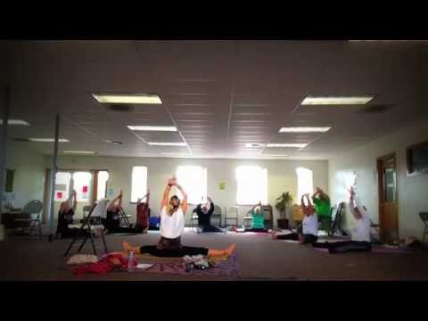 Yoga for active seniors, chronic pain, & beginners - 30 mins - Standing and floor