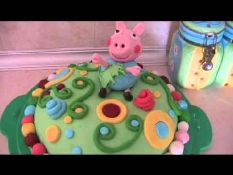 Pepa Prase torta (Peppa Pig Cake) Travel Video