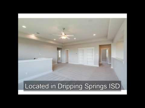 New Home Tour With Builder Boost - Trendmaker Homes At Belterra (Dripping Springs, Texas)