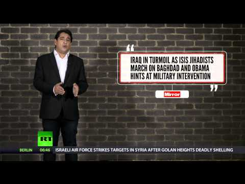 UK 'brutality' in Iraq, GCHQ justifies mass surveillance & are voters duped w/ Recall Bill? (EP 93)