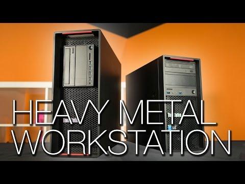 Lenovo P300 + P700 Thinkstation Overview