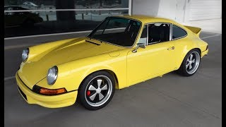 1980 911 SC to 3.8L RS Backdate