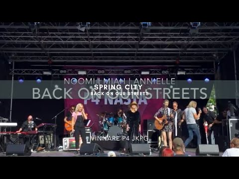 Back On Our Streets Merged Clips by Spring City ft. Annielle MIAH & NOOMI