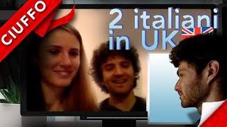 TROVARE LAVORO E BREXIT 🇬🇧 2 italiani in UK #3