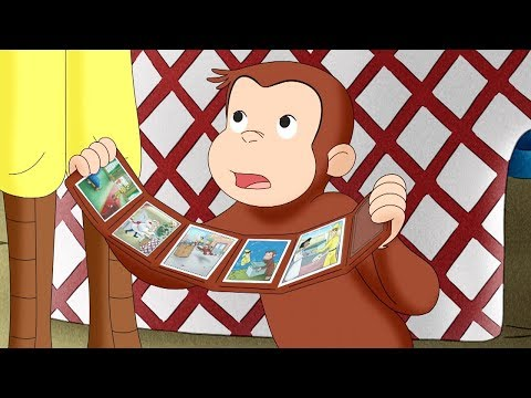 Curious George 🐵 The Missing Leg 🐵 Compilation 🐵 HD 🐵 Cartoons For Children