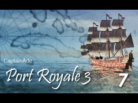 Let's Play Port Royale 3: Pirates & Merchants - #7 [Claiming Cayman]