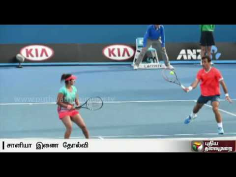 US Open 2016: Sania Mirza-Ivan Dodig crash out of mixed doubles