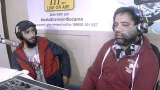 kashmiri prank call sweety sweety drai duty by rj nasir