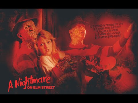 TGD XLL Dokumentation - A Nightmare on Elm Street 4 (The Dream Master) HD