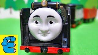プラレールトーマス おしゃべりヒロ改造 Thomas and Friends Plarail Upgrade Talking Hiro [English Subs] thumbnail