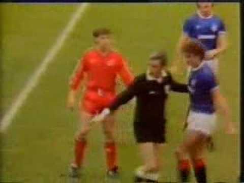 1985-86 Rangers 0 Aberdeen 3