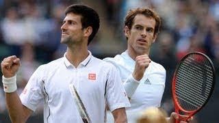 Wimbledon: Novak Djokovic talks to the media ahead of Wimbledon 2013 fi