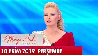 Müge Anlı ile Tatlı Sert 10 Ekim 2019 - Tek Parça