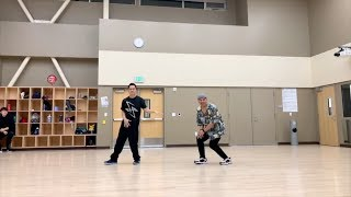 Hip Hop Dance Choreography - Look at Me Now with IX (Ericson)