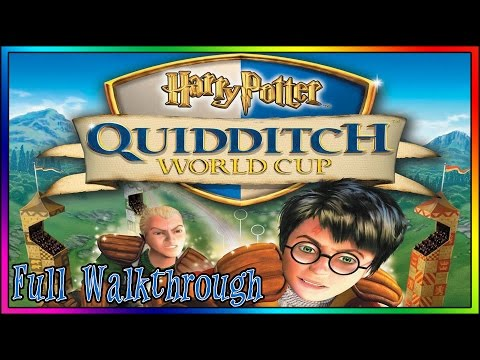 Harry Potter and the Quidditch World Cup  FULL WALKTHROUGH