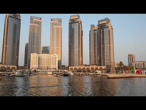 Dubai Creek Harbor Front