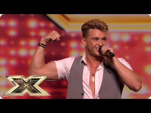 Scott Wilkes gives a 'stripped down' performance | Auditions Week 3 | The X Factor UK 2018