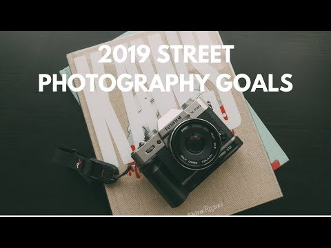 My Goals For 2019: It&39;s About To Be Crazy  Fujifilm X-T3 Street Photography POV