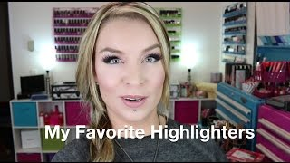 My Favorite : Top : Most Used Highlighters Thumbnail