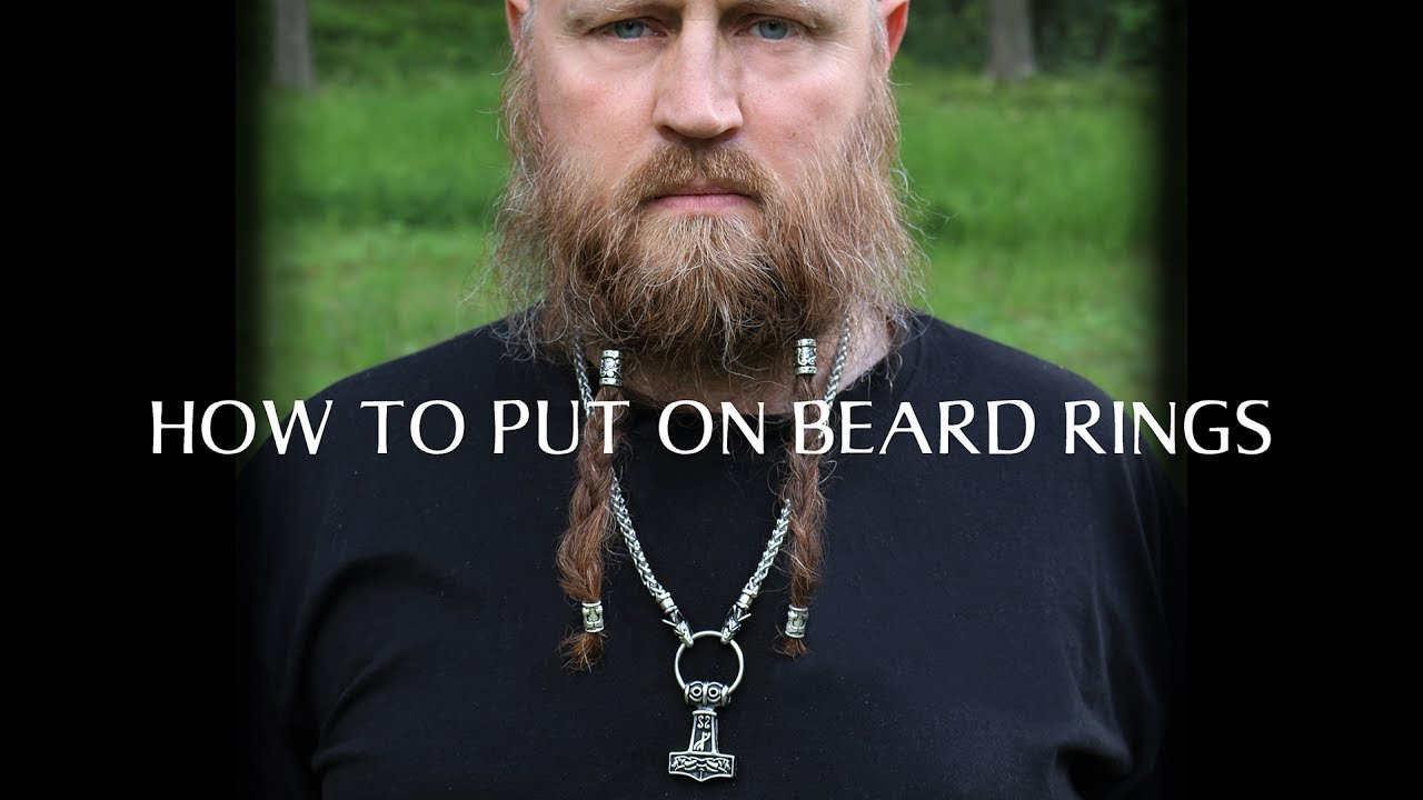 How To Put On Beard Rings  Youtube. Image Kitchen Design. Clever Small Kitchen Design. Country House Kitchen Design. Kitchen Designs Com. Gourmet Kitchen Design. Connecticut Kitchen Design. Ranch Style Kitchen Designs. Kitchen Design Sevenoaks