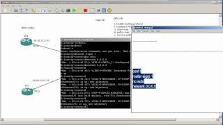 RouterGods - Quality of Service (QOS) lab 1 part 1