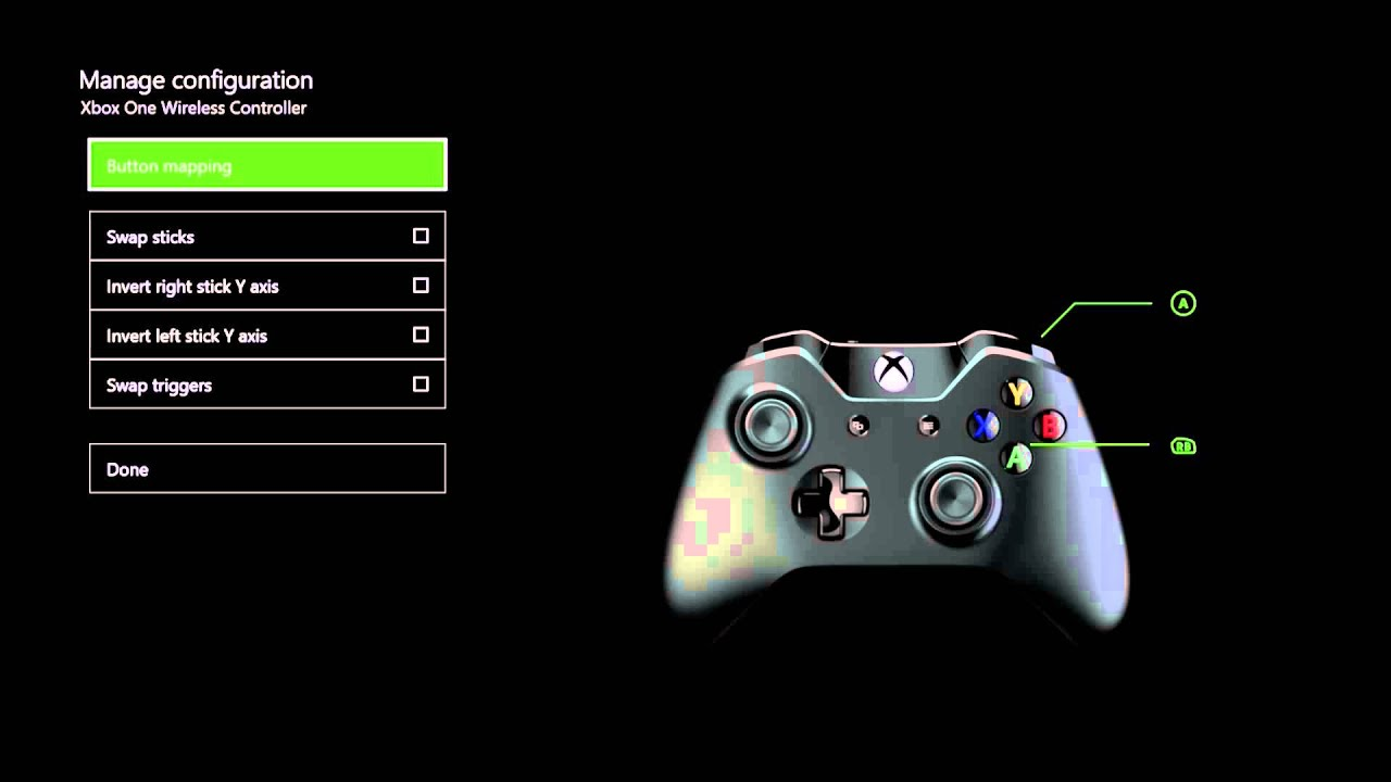 How To Fully Remap Your Xbox One Controller S Button Layout Youtube