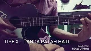 Cover Tipe X Tanda Patah Hati  Real Drum Apps