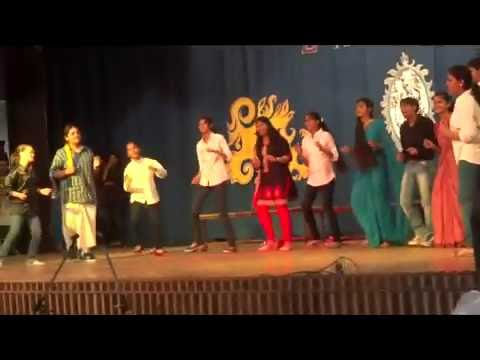 COMEDY DANCE DRAMA {TEACHER'S DAY}