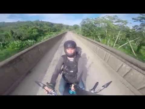 10,000 km through Central America