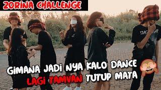 Download Mp3 Lagi Tamvan Lagi Cantik Challenge Zorina Dance Tutup Mata