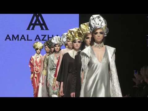 Amal Azhari Beirut Fashion Week Show - Haramlek Collection