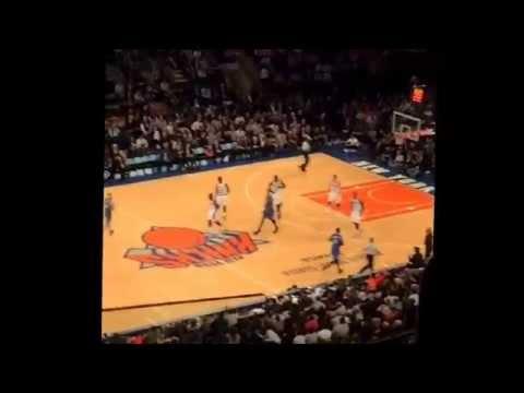 NYK VS ORL 95-97 (11-12-14) at Madison Square Garden