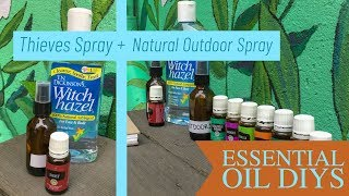 Spring is here! it's time to get outside and enjoy nature... without worrying about critters pests! today i share my recipe for an all natural outdoor sp...