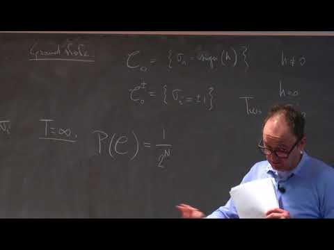 Thermodynamics and out of equilibrium dynamics in disordered systems - Lecture 1