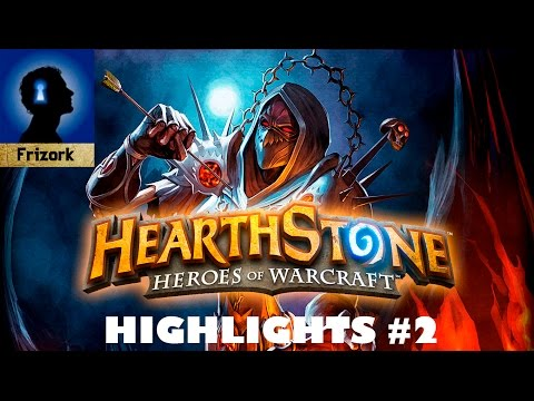 [Hearthstone] [ESP] Best of Frizork #2
