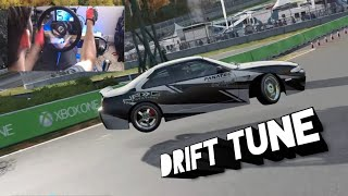 F7 600hp Drift Party car - Wheel cam - Tune Available