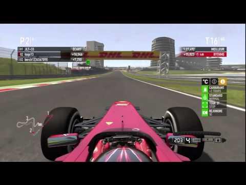 F1 team PS3 - New Delhi - 100% - F1 2011