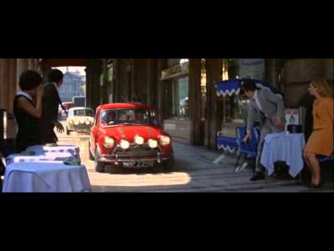 The Italian Job - Turin landscapes 1