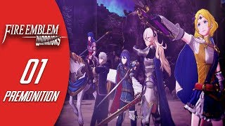 Fire Emblem Warriors [Walkthrough #01] - Premonition: Interwoven Dimensions