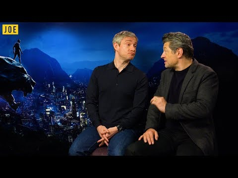 Martin Freeman & Andy Serkis on the Star Wars role that got away!