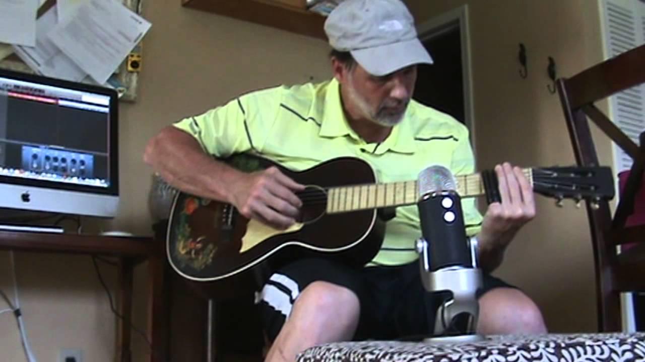 Harmony Vagabond Guitar Demonstration Youtube